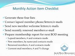 Membership Recruiting & Retention The Nuts & Bolts ppt