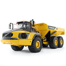 Articulated Dump Truck / Diesel / Mining And Quarrying - A60H ...