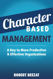 Character based management is topic of book