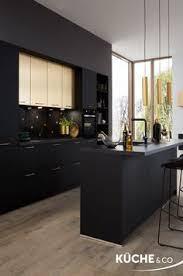 62 just black schwarze küchen ideen in 2021 küche schwarz