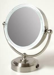 Extendable Bathroom Mirror Walmart by Amazing Lighted Vanity Mirror U2014 Roniyoung Decors