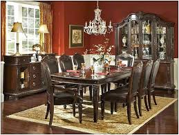 Decoration Exquisite Brown Dining Room For Table Decor Ideas From Formal Centerpiece 7 The Minimalist Throughout