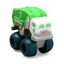 100 Tonka Strong Arm Garbage Truck My First Mini Wobble Wheels On PopScreen
