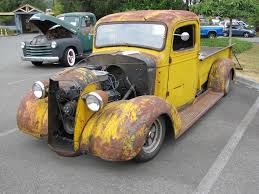 American Rat Rod Cars & Trucks For Sale: 1937 Chevrolet Half-Ton ...
