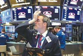 Stocks Shudder Again On Wall Street After Steep Drops In Overseas ...
