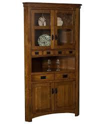 Modern Corner Cabinet Large Size Of Door Display Dining Room