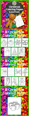 Christmas Coloring Pages Is The Perfect Activity For Your Students This