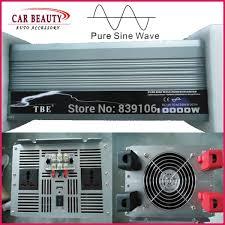 100 Truck Power Inverter Senarai Harga Solar Peak 10000w Sine Wave