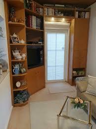 wohnzimmer schrank eiche hell variabel einbaubar mit eckschrank
