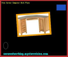 Woodworking Plans Computer Desk Free by Free Lshaped Computer Desk Plans 081742 Woodworking Plans And