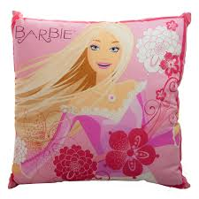 Barbie Cushion Barbie Toys Funstra