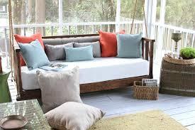 Outdoor Swing Cushions Porch Swing Cushions Patio Swing Cushions