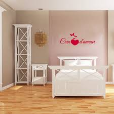 chambre amour sticker citation chambre coin d amour stickers citations