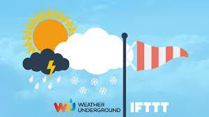 100 Wundergrond Weather Underground On Twitter If Wunderground IFTTT