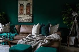 wohnzimmer grün gold craigsgarden