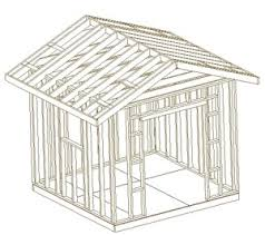 free 10x10 shed plans pdf woodworking projects for your shop