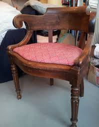 bureau napoleon 3 avant après fauteuil bureau napoleon iii atelier velvet