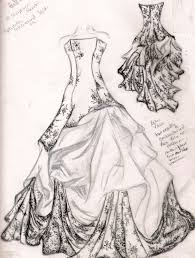 Image Detail For Sketch By Familiarshadow Designs Interfaces Fashion Design