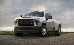 100 Duramax Diesel Trucks For Sale Pricing For 2020 Chevrolet Silverado HD Pickups Details Of