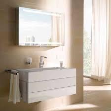 Hudson Reed Quartet Designer Black Double Vanity Cabinet Set 1440mm