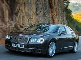 100 Bentleys On 27 How Flying Spur Is Made Business Insider