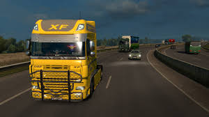 100 Steam Euro Truck Simulator 2 DAF Tuning Pack Discovery
