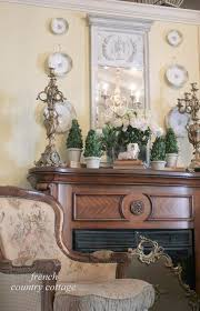 French Country Cottage Bedroom Decorating Ideas by A Fresh Bedroom Mantel French Country Cottage