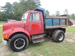 1997 International 4700 Single Axle Dump Truck Diesel In Mississippi ...