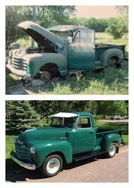 1951 Chevy-Lynn B. - LMC Truck Life