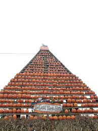 Clarence New York Pumpkin Farm by Pumpkin Growing Contest This Weekend At Great American Pumpkin
