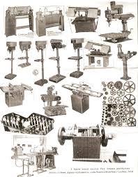 harold barker antique tool u0026 machine catalogs u0026 parts
