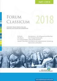 Berliner Kã Che Forum Classicum Institut Für Klassische Philologie Hu Berlin