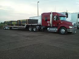 100 Sammons Trucking Mark With Crane Mats Semi Trucks