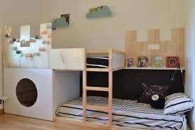 ikea chambres enfants 5 détournements de meubles ikea pour chambre d enfant