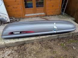 coffre toit de voiture location coffre de toit thule polar 500 à longpont sur orge par