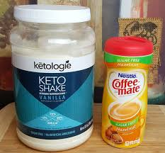 Premium Low Carb Coffee Creamer Options