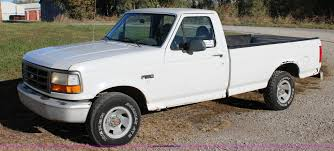 1996 Ford F150 Pickup Truck   Item L2353   SOLD! November 4 ...
