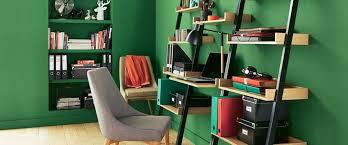 bureau discret coin bureau dans salon maison design heskal com