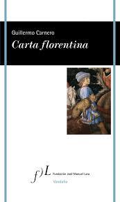 Zenda Recomienda Carta Florentina De Guillermo Carnero