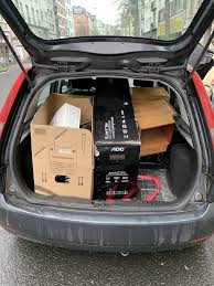 big monitor problems moving takes at least one trip