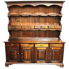 Antique China Cabinet Breakfront AptDeco