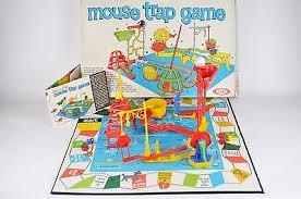 Mousetrap Board Game Nostalgia