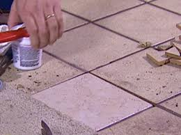 how to replace broken tile how to diy