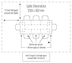 standard dining room table dimensions fresh decoration standard dining table dimensions inspirational