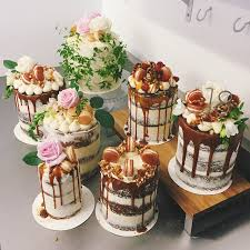 Forget The Lolly Buffet Trend Of 3 Years Ago Latest Is All About Multiple Cakes Dripping With Flowers Chocolate Sauce And Salted Caramel