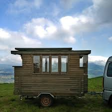 104 Japanese Tiny House Man In Japan Builds Micro Diy On Wheels