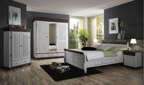 schlafzimmer set 5teilig kiefer massiv 2farbig weiß kolonial casade mobila