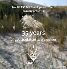 GRASS Geographic Resources Analysis Support System Is A Free And Open Source Information GIS Software Suite Used For Geospatial Data