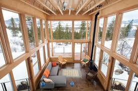 100 Wolf Creek Cabins Gallery Of Red Tail Johnston Architects 2