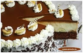 schoko bananen torte tanja s glutenfreies kochbuch